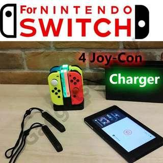 Joycon Charger for Nintendo Switch