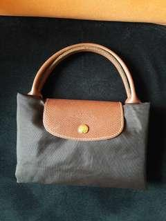 Auth longchamp short handle