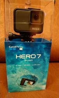 GoPro Hero 7 Sliver 4K 運動攝錄機