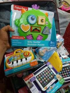Fisher Price Toy clearance