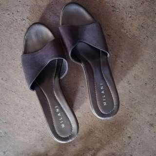 Milani Wedge Sandals Size 7