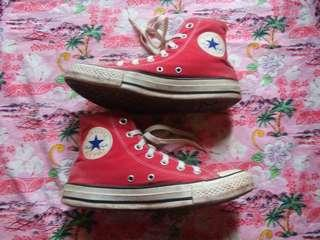 converse ct hi red originals size.37'5