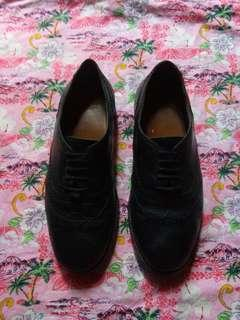 wingtip shoes leather size.45