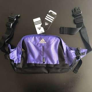 Adidas performance hip bag