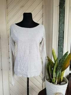 TERRANOVA Off White Sweater