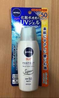Nivea Sun Protect Water Gel SPF 50++ Sunblock