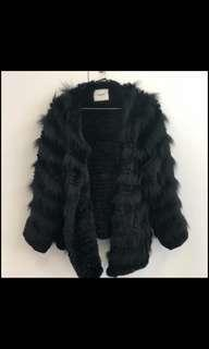 BEAUTIFUL FUR JACKET