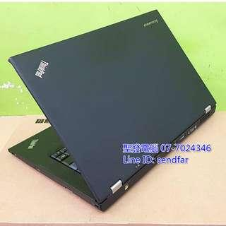 🚚 全新120SSD 經典高效商務 LENOVO T420S i5-2520M 4G DVD 14吋筆電 聖發二手筆電