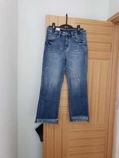 正品Mother 靚料型格牛仔褲