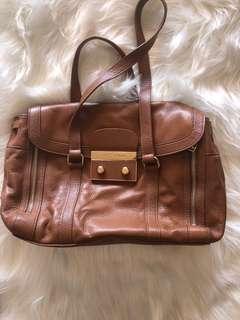 Collette Leather Handbag