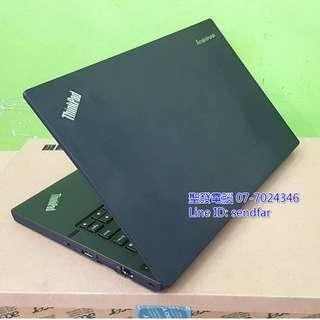 🚚 IPS面板 輕薄高效能美型 LENOVO X240 i5-4200U 4G 128SSD 12吋 聖發二手筆電