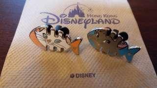 Disney Pins 迪士尼襟章 迪士尼徽章 包郵
