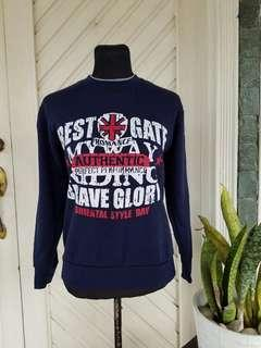 !!NEW!! Imported Navy Blue Sweater