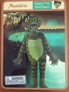 Mudpuppy Monsters Magnetic Figures