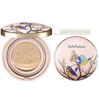 Sulwhasoo Perfecting Cushion (Free 1 pcs Refill) / 21 Medium Pink