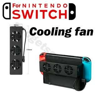 Cooling fan Nintendo switch