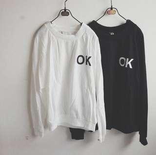 OK sweter import
