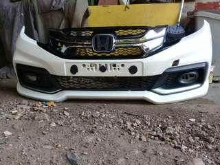 Upgrade mobilio RS