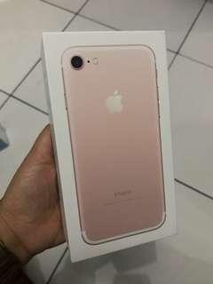 Iphone7/32gb/Rosegold // BUC