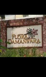 Rumah Flat Flora Damansara