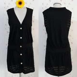 🇰🇷KOREAN SHORT DRESS/LONG CARDIGAN