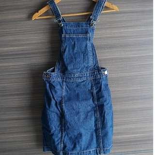 H&M Denim Skirt Jumper
