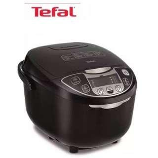 Tefal 1.8 L (10 cups) Computerised Rice Cooker