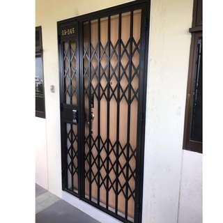 Mild Steel Gate for HDB/BTO at $680/$780 (Call 96177025) Leon
