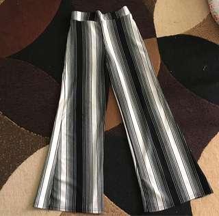 Pleated Pants / Palazo