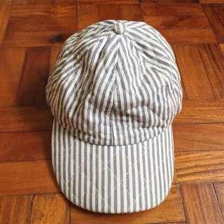 ♡ rubi striped cap ♡