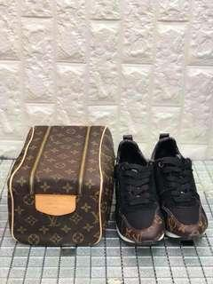 LV Shoe Case
