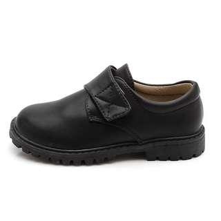 🚚 男童演出皮鞋全新