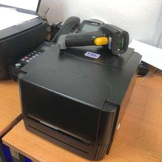 🚚 商用條碼機(含條碼掃描器)