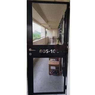 HDB Normal Mesh Gate only at $880/$980 Call 96177025 Leon for more details