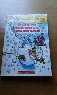 Geronimo StiltonSoecial Edition Christmas Catastrophe