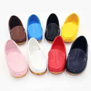 🔥CLEARANCE🔥 Kids Shoes Kasut Budak Soft PU