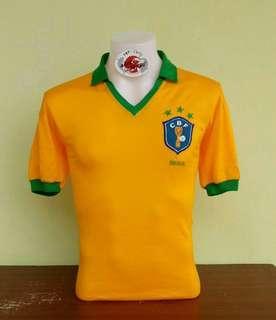 Vintage Jersey Brazil