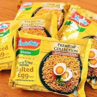[Out of Stock] Indomie Salted Egg Noodle
