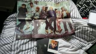 [KPOP] BTS WINGS ALBUM  (CD, PHOTOBOOK, PHOTOCARD, POSTER)