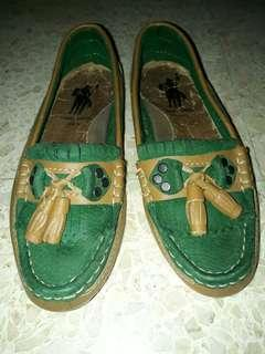Polo Leather Shoes