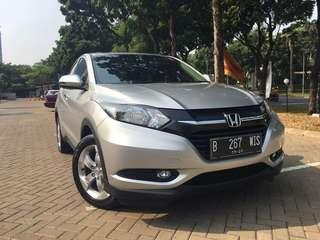 Honda HRV Type E 1,5 AT Silver 2015