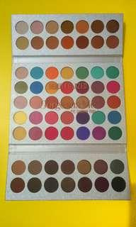 Eyeshadow pallete Beauty glazed impor