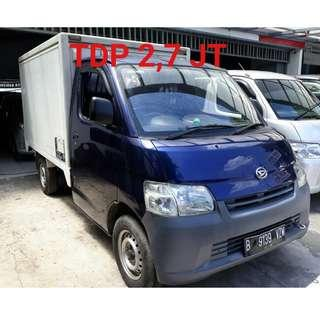 Daihatsu GranMax 1300 box th 2013 Tdp 2.7 jt