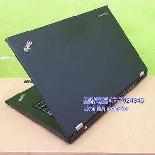 🚚 New 120SSD LENOVO T420S i5-2520M 4G 14inch laptop ''sendfar second hand'' 聖發二手筆電