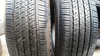 彰化員林 中古輪胎 二手輪胎 225 65 17實體店面免費安裝