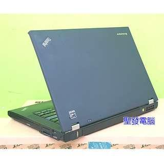 🚚 New Battery LENOVO T420 i5-2520M 4G 500G DVD Independent Video Card 14inch laptop ''sendfar second hand'' 聖發二手筆電