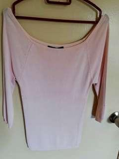Rest n Relax pink top