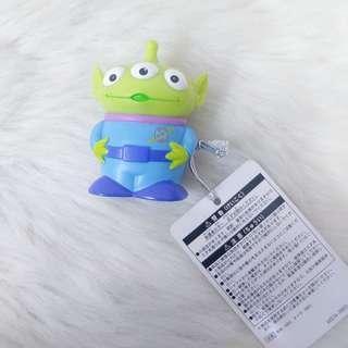 三眼怪 迪士尼 玩具總動員 胡迪 巴斯 翠絲 抱抱龍 玩具 收藏 可愛 綠色