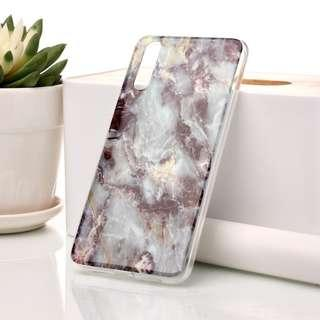Huawei P20 Pro Granite Marble Full Protection Casing