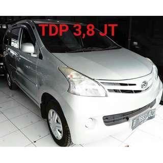 Daihatsu Xenia 1000-D 2012 Tdp 3.8 jt